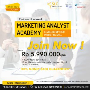 Marketing Analyst Academy batch 4