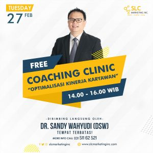 Coaching Clinic: Optimalisasi Kinerja Karyawan