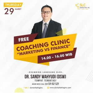 Coaching Clinic: Marketing vs Finance