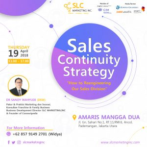 Sales Continuity Strategy