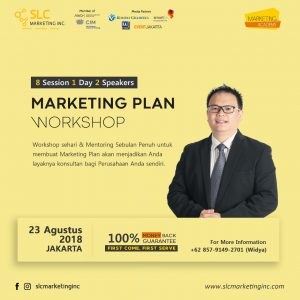 One Day Marketing Plan Workshop Jakarta
