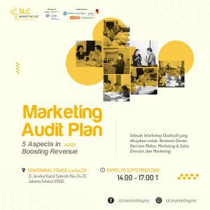 Marketing Audit Plan 5 Aspects in Boosting Revenue