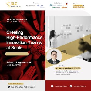 Chamber: Creating High-Performance Innovation Teams at Scale