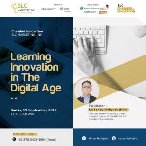 Chamber: Learning Innovation in The Digital Age