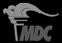 logo-MDC gray