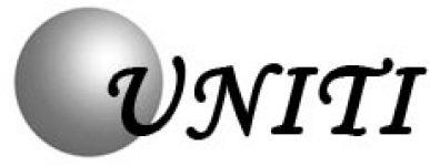 logo PT UNITI grey