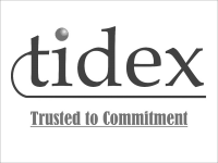 tidex titan persada logo gray